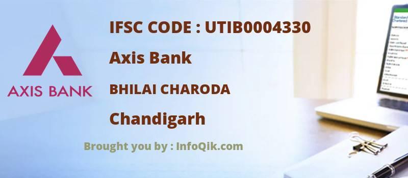 Axis Bank Bhilai Charoda, Chandigarh - IFSC Code