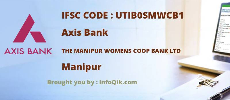 Axis Bank The Manipur Womens Coop Bank Ltd, Manipur - IFSC Code