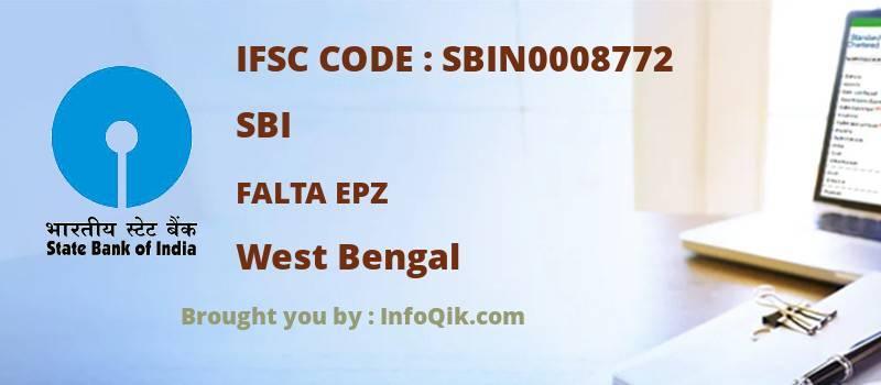 SBI Falta Epz, West Bengal - IFSC Code
