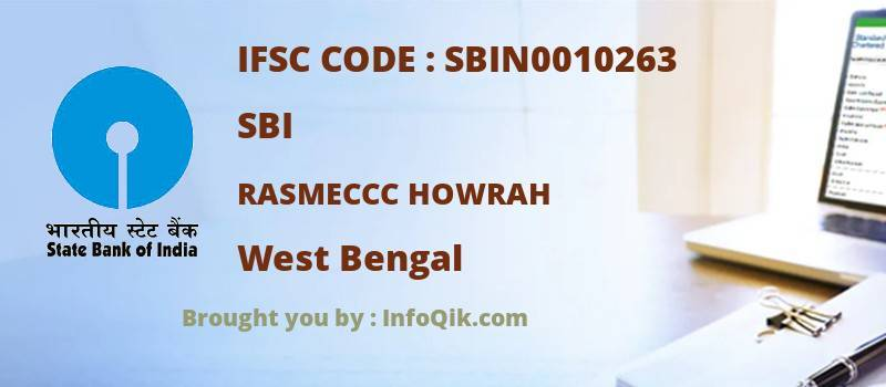 SBI Rasmeccc Howrah, West Bengal - IFSC Code